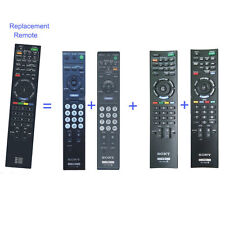 New Replace Rm-Yd025 Remote Control For Sony Bravia Lcd Led Tv Kdl-46S4100
