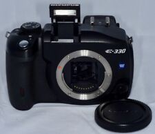 Olympus E-330 (Body only) 7.4 megapixel Digital SLR camera four thirds