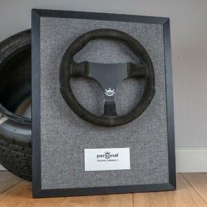 PERSONAL F1 Lenkrad McLaren MP4/4 Williams FW07 steering wheel Formula One