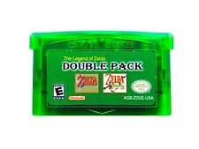 Legend of Zelda Minish Cap & Link to the Past (Double Pack) Gameboy Advance GBA
