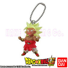 Dragon Ball Z Movie Vr UDM THE BEST 11 Figure KeyChain Super Saiyan Broly Bandai
