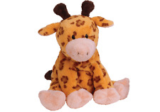 """Ty Pluffies Towers the Giraffe 10"""" Bead Eyes MWMT - Free Shipping"""