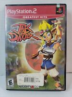 PS2 Jak and Daxter: The Precursor Legacy (Sony PlayStation 2, 2002)