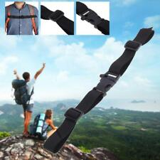 New 1Pc Universal Adjustable Nylon Sternum Straps Chest Harness for Backpack