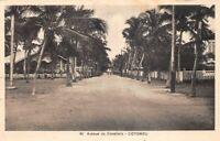 Avenue de Cocotiers - COTONOU