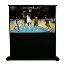 """SG60V160 600 Series Pull-up Projector Screen with wheels 80"""" 4:3 (1.6m * 1.2m)"""