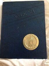 BENTLEY COLLEGE VALE 84 YEARBOOK BENTLEY WALTHAM MASSACHUSETTS
