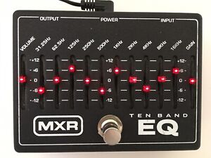 10 Band Eq Products For Sale Ebay