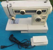 Vintage Kenmore 10 Stitch Sewing Machine Heavy Duty Zig Zag 385.124902 sew