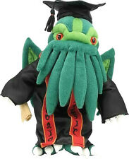 H P Lovecraft Cthulhu Miscatonic University Plush-Toy By Toy Vault