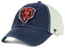 Chicago Bears 47 Brand Derby Clean up Adjustable Cap Hat