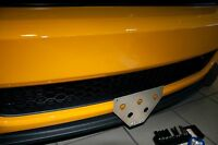 2015 Mustang GT 3.2L V6 STO-N-SHO Removable Front License Plate Bracket SNS62