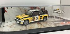 Vitesse Model* 1:43 Scale *1981 Renault 5 Turbo  *Monte Carlo Rally*1/4000 MADE