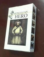 Mongolian PLAYING CARDS 52 Cards Deck Classic Set MONGOL Historical Heroes