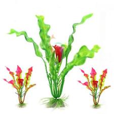 Artificial Flower Water Plants Fish Tank Aquarium Accessories Decoration Plants