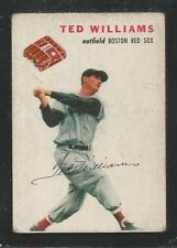 1954 Wilson Franks Complete Set RARE Ted Williams Hodges/Fox/Campanella With PSA
