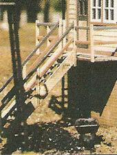 madera Escalera - ratio 142 - OO/HO EDIFICIO Accesorios - F1