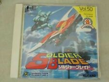 PC-Engine Soldier Blade Japan NEC PCE