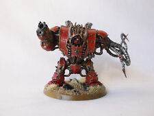 Warhammer Chaos Helbrute-Khorne-Custom Painted by Pizzazz