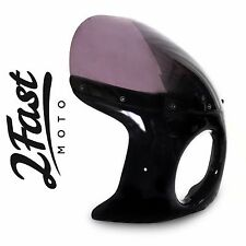 Cafe Racer Drag Racing Viper 1/4 Fairing & Windshield Suzuki GT250 GT380 GT550