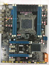 New Inter X79 Motherboard LGA 2011 ATX DDR3 or ECC / REG USB 3.0 Turbo Boost