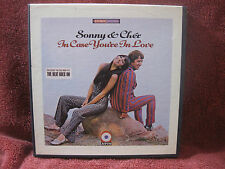 Sonny & Cher - In Case You're in Love (reel to reel) 4 track 3 3/4 untested VG+