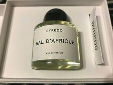 Byredo Bal D'Afrique Eau De Parfum 100 ml 3.3 Fl. Oz. (Unisex)
