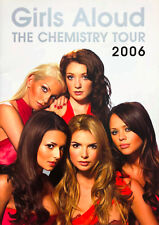GIRLS ALOUD * THE CHEMISTRY TOUR UK PROGRAMME * 2006 * HTF! * CHERYL * NADINE