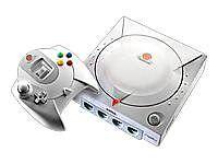 Sega Dreamcast Launch Edition White Console (NTSC)