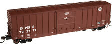 BNSF PRECISION DESIGN 50' RIB-SIDE BOX CAR BY ATLAS MASTER LINE -TOP BUY!