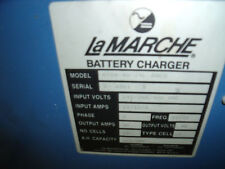 1077 La Marche Battery Charger, Serial # S-3301-1