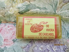 JABON DE ACEITE DE VIVORA DE CASCABEL Rattlesnake Soap for Acne Rashes Boils