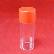 3  Storage Tubes for T Model AirTite Coin Holder Capsules