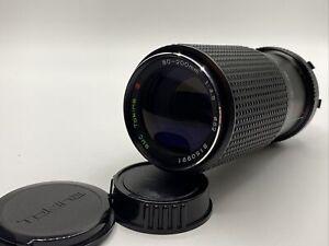 RMC Tokina 80-200mm 1:4.5 Ø52 Objektiv für Minolta #8150991-43