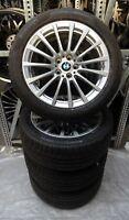 4 BMW Winterräder Styling 619 BMW 5er G30 G31 Pirelli 245/45 R18 6861224 RDK TOP