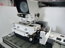 "LEITZ MVG 7""x7"" Mask Comparator Vergleichsmikroskop Measuring Microscope"