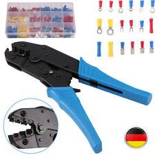 6-50mm² Profi-Stecker Sechskant Crimpzangen Werkzeugsatz Batteriekabelschuh Neu
