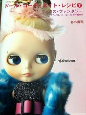 Doll Coordinate Recipe 7 Japanese Doll Clothes Pattern Book