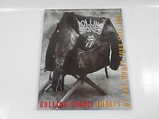 1A2 Rolling Stones Images Of The World Tour 1989 - 1990 Steel Wheels & More
