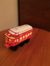 Chuggington Wooden Train Decka Compatible with BRIO Thomas Track Used