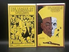 League Of Extraordinary Gentlemen Bumper Compendium #'s 1-2 Alan Moore