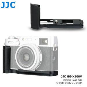 Metal Camera Hand Grip Holder Arca Swiss Plate Bracket for Fujifilm X100V X100F