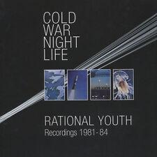Rational Youth - Cold war Night Life: Recordi (Vinyl 5LP - 2014 - EU - Original)