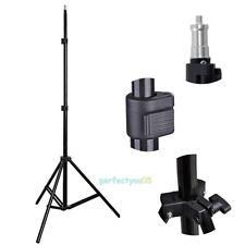 Studio Photography Light Flash Speedlight Umbrella Stand Holder Bracket Tripod