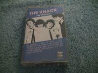 The Knack - My Sharona Cassette, 1986, Capital Records