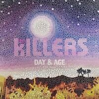 "THE KILLERS ""DAY & AGE"" CD NEW!"