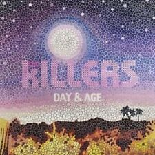 "THE KILLERS ""DAY & AGE"" CD NEW+"