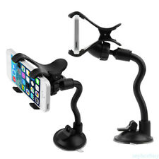 360° Car Windshield Mount Cradle Holder Stand Fr iPhone Mobile Cell Phone GPS CN