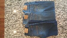 boys jeans size 12 lot of 3 boot cut abercrombie fitch