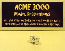Popeye Paddle Wagon Corgi 802 Reproduction Repro Chrome Spinach Cans Tins